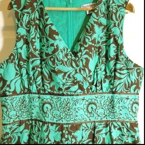 Exotic Moroccan Patterned Dress NORTHSTYLE Size 16